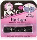 Hollywood Fashion Tape Black Adjustable Fit Hip Hugger by Hollywood