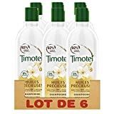 Timotei Shampooing Femme Huiles Précieuses, Pour les Cheveux Secs et Ternes (Lot de 6x300ml)