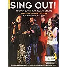 Sing Out! 5 Pop Songs For Today's Choirs - Book 5 (Buch/Download Card)