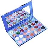 TPulling 24 Farbe Rosa Perle Lidschatten Platte Professionelle Wasserdichte Lidschatten-Kosmetik-Set