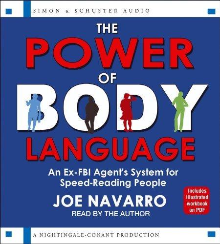 The Power of Body Language by Joe Navarro (2012-12-04)