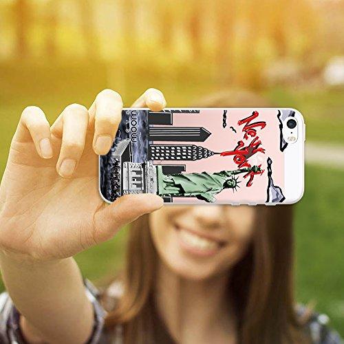 iPhone SE iPhone 5 5S Hülle, WoowCase® [ Hybrid ] Handyhülle PC + Silikon für [ iPhone SE iPhone 5 5S ] Bäume und Universum Handytasche Handy Cover Case Schutzhülle - Transparent Hybrid Hülle iPhone SE iPhone 5 5S H0002