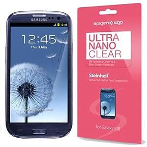 Spigen  Film de protection pour Samsung Galaxy S3 Transparent