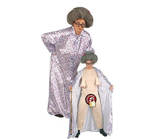 Imagen de disfraz de abuela sexy hombre
