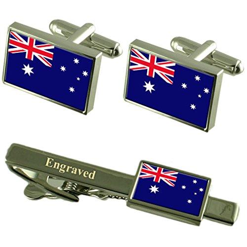 heard-mcdonald-islands-bandera-gemelos-grabados-clip-de-corbata-matching-box-set