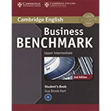Business Benchmark Upper Intermediate Business Vantage Student's Book (Cambridge English)