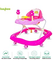 Baybee Baby Walker Music Light Function Easy to Fold Fun