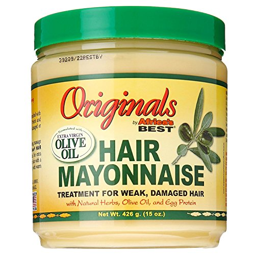Africa's Best Organics Hair Mayonnaise 18 oz