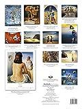 Salvatore Dali 2018 - Bildkalender (42 x 56) - Kunstkalender - ALPHA EDITION
