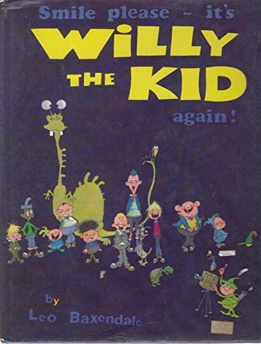 Willy the Kid book