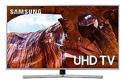Samsung RU7409 138 cm (55 Zoll) LED Fernseher (Ultra HD, HDR, Triple Tuner, Smart TV) [Modelljahr 2019]