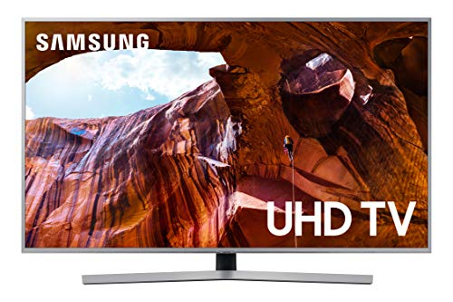 Samsung RU7409 108 cm (43 Zoll) LED Fernseher (Ultra HD, HDR, Triple Tuner, Smart TV) [Modelljahr 2019]