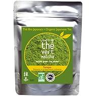 Té verde Matcha orgánico en polvo