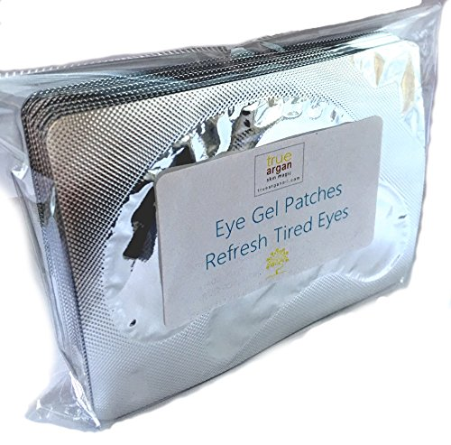 Patchs Gel yeux, Sacs pour cernes, sous Eye, Eye, Sacs, cernes autour des yeux, Lot de 7 traitements