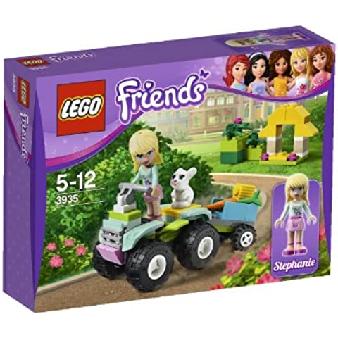 LEGO Friends 3935 - La Patrulla de Animales de Stephanie