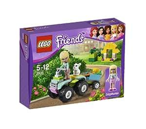LEGO Friends - 3935 - Jeu de Construction - Le Lapin de Stéphanie