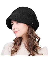 Amazon.it  basco donna - Cappelli e cappellini   Accessori ... cee66ff53a0f