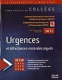 Urgences et défaillances viscérales aiguës UE 11