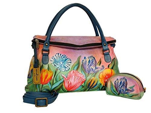 anuschka-anuschka-handtasche-sac-a-main-pour-femme-multicolore