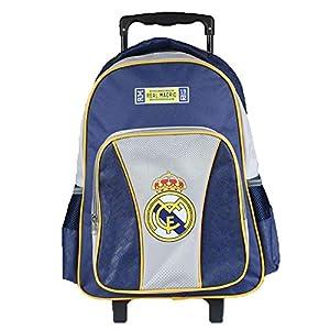 51Rg26lUu L. SS300  - Real Madrid Mochila Trolley Mochilas escolares Bolsos Maleta Equipaje Mano 32x43x18cm