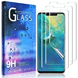 Masstimo [3 Pack Screen Protector for Huawei Mate 20 Pro,