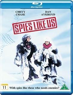 Spies like us (Blu-ray) Chevy Chase, Dan Akroyd (Deutsch sound)