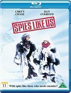Spies Like Us (Blu-ray) (1985) (Region 2) (Import)