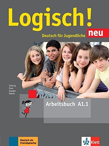 Logisch! neu a11, libro de ejercicios con audio online
