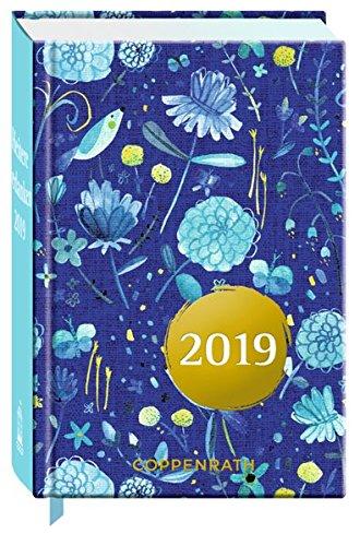 Heitere Gedanken 2019 (Blaue Blumen)