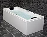 Whirlpool Badewanne Venedig MADE IN GERMANY