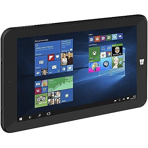 Trekstor SurfTab wintron 7.0 16GB Negro - Tablet (Minitableta, IEEE 802.11n, Windows, Pizarra, Windows 10 Home,