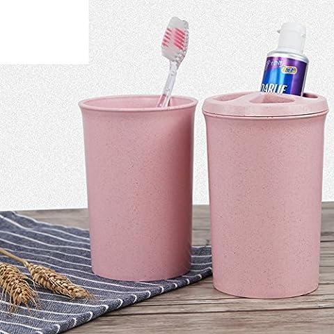 Tazza/tazza della lavata di corsa/ spazzolino/ dentifricio/ (Tempo Tazza Di Corsa Tazza)