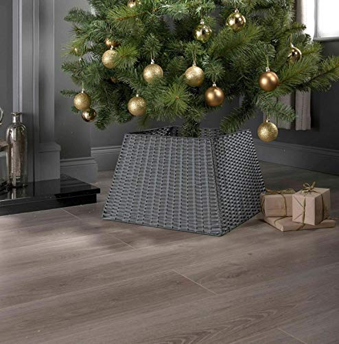Wonderland® - Cesta Mimbre árbol Navidad, Color