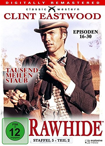 Tausend Meilen Staub - Season 3.1 (4 DVDs)