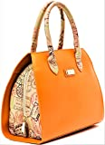 ALV By Alviero Martini, borsa donna, bauletto, RIOD117D003B (ORANGE)