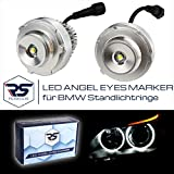 LED ANGEL EYES Standlicht 5er E60 E61 LCI 10 Watt