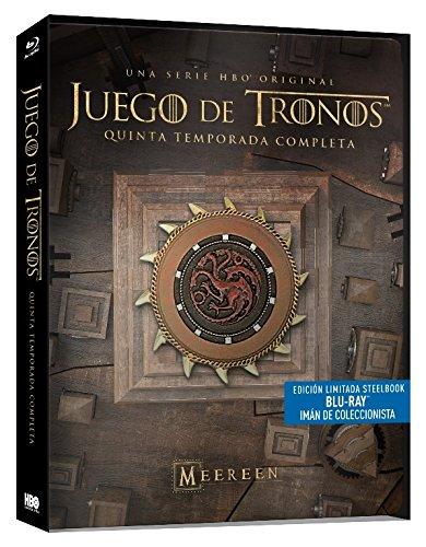 Juego De Tronos - Temporada 5 (Edición Metálica) [Blu-ray]