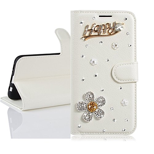 Angel Bling (Xifanzi Wallet PU Leather Case for LG Stylus 2 / LG G Stylo 2 LS775(5.7
