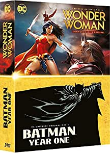 Wonder Woman + Batman: Year One