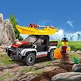 LEGO City - L'aventure en kayak - 60240 - Jeu de construction