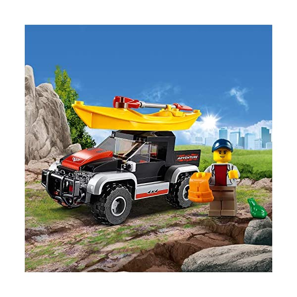 LEGO City - Avventura sul kayak, 60240 2 spesavip