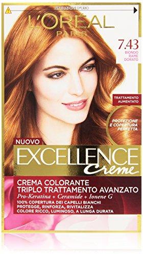 loreal-paris-excellence-crema-colorante-triplo-trattamento-avanzato-743-biondo-ramato-dorato