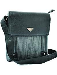 POLO K.W Stylish Leather Messenger Bag / Sling Bag / Cash Bag For Mens