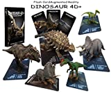 #3: Alive Presents Octagon Studio 4D+ App Based Virtual Reality Flash Cards For Kids (Interactive & Educational) (DINOSAUR 4D+)