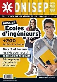 Les écoles d'ingénieurs par  ONISEP