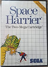 1987 Sega Enterprises LTD. Space Harrier - Sega Master System