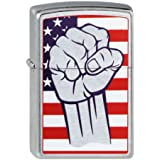 Zippo Briquet #207 American Fist