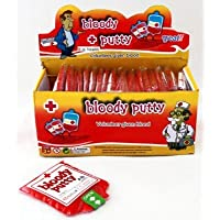 Bloody Putty - Slimer rosso a forma