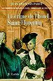Image de Le crime de l'hôtel de Saint-Florentin : Nº5 : Une enquête de Nicolas Le Floch
