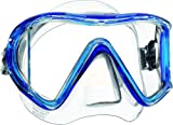 Mares i3 Einglasmaske Tauchermaske (blau)